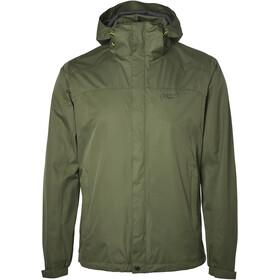 North Bend ExoRain Jacket Men green lichen